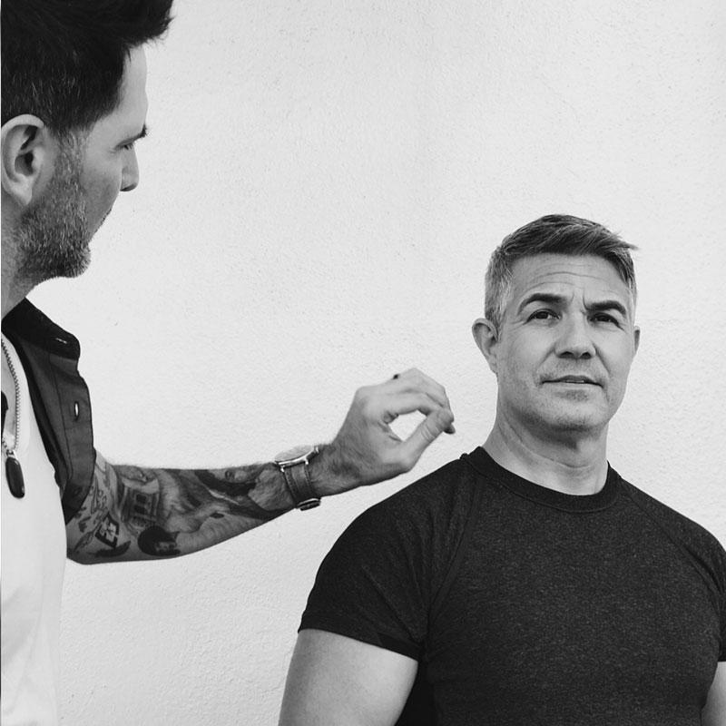 Men's Hair Portfolio by Phillip Rosado Award Winning L'Oreal Professionnel National Hair Stylist