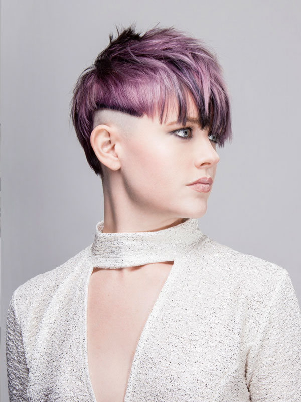 Women's Hair and Color Portfolio by Phillip Rosado Award Winning L'Oreal Professionnel National Hair Stylist