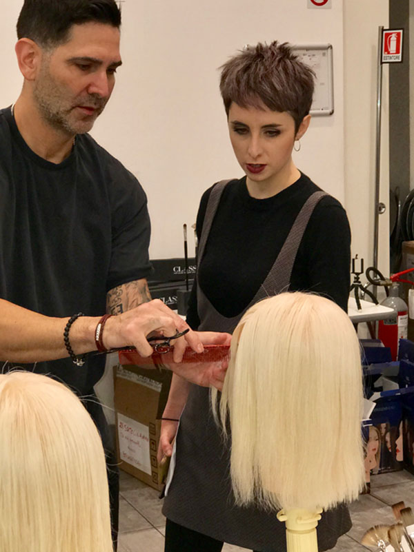 Hair Stylist Education & Training Portfolio by Phillip Rosado Award Winning L'Oreal Professionnel National Hair Stylist